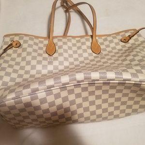 LV shoulder bag as is